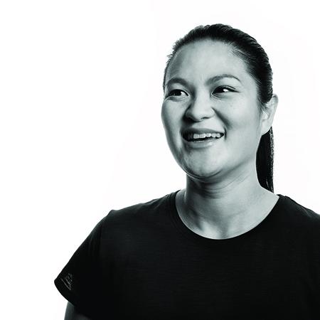 Jacquie Tran, sport scientist